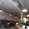 お気に入りの近所のカフェ。サンフランシスコ生活に楽しみ増えた♪