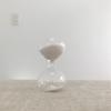 ダイソーの砂時計