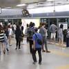 【ソウルの風景】合井駅のホヨンジ、弘大入口駅のApril