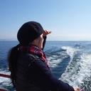 琵琶湖のほとりに住んでいます