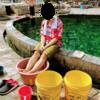 マレーシアの秘湯に行ってみた <Kolam Air Panas Selayang>