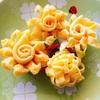 【お弁当に】可愛い卵のお花の作り方