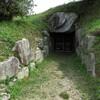 日本のピラミッド都塚古墳を訪問 (奈良県明日香村)