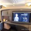帰国便!チャンギ空港⇨羽田 シンガポール航空ビジネスクラス搭乗記★シルバークリスラウンジや機内食など