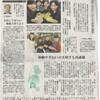 糸島食育アンケート、西日本新聞に取り上げられました