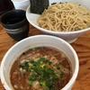 【今週のラーメン2258】 富士らーめん (東京・浅草) つけ麺+日本酒(一の蔵無鑑査本醸)