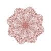 曼荼羅(まんだら)の癒やしパワーがすごい。お絵描きアプリProcreateで描きました