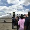 AWA(アフリカ・ワールド航空) AW106とAW115搭乗記 アクラークマシ