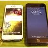 旦那さんがiPhone7Plus・・・・・と私がiPhone7!!!