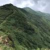 雨降る前に武尊山