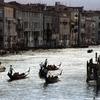 ヴェネツィア22 風景〜 運河とゴンドラ