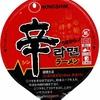 カップ麺107杯目 農心『辛ラーメン』