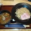 成田「NRTramen」 純粋な魚介つけ麺!柚子付きの割スープ〆は絶品!
