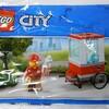 LEGO 30364 シティ ポップコーン屋さん ポリバッグ