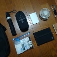 【海外旅行の持ち物】機内持ち込み & 街歩きバッグと、その中身