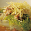 【今日の料理】白菜とさば缶の煮物