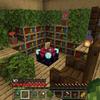 【マイクラ】エンチャントテーブルのおしゃれな本棚の置き方4選!! #18