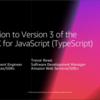 AWS re:Invent 2018 参加レポート 6 - AWS SDK for JavaScript (TypeScript)