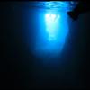 沖縄の青の洞窟、宮古でスローダイビング、久米島のはての浜と乗馬体験