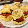 ダイアナさんの苺のスコーン / あるいはマッカーシースペシャル / 美味しいスコーンの焼き方・レシピ付き