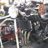 ZRX400 (Fフォーク)