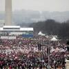 女性大行進とトランプの奇妙な共通点
