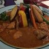 【すすきの】ホットタイムで今度はインドカレーを食べました。