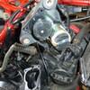 37F YPVSモーターのギア清掃&グリスアップ