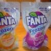 ファンタと氷菓子の融合?新発売の2種類の「ファンタ フローズン」を飲んでみた