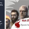 Hair Designer Pro 「人の髪の毛」「動物の毛」などUnityエディタ内で直接ペイントして生やすエディタ。揺れの表現も凄い!
