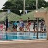 バンナー地区の水泳教室に通い始めて2年、その成果は