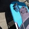 2016-7-27 FDR-X3000の発熱量がすごいのでウォータープルーフケースごとプールに突っ込む作戦を考えたが?