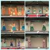 一宮七夕祭り、真清田神社で踊ってきたよー