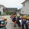 5年生:平洲記念館への道②