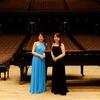 【コンサートレポート】4/15(日)文京華&三又瑛子によるピアノデュオ「リブラ」コンサート開催いたしました!