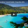 世界有数の透き通った湖 青く美しいタホ湖の絶景