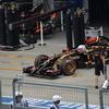 2014年F1日本GP 10月4日(土) 予選