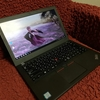 ThinkPad X260購入