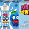 【Killa Fruits・リキッド】Blue Raspberry をもらいました