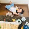 【IKEAで見せる収納】0歳児赤ちゃんのおもちゃ収納の工夫