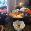 小浜市の割烹雅でランチした!海鮮丼の盛り付けが綺麗だね!