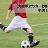 【完全版】サッカーを題材とした小説10選!