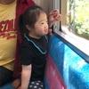 ダンス教室とすべり台(3歳8ヶ月)