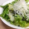 超簡単ちぎって混ぜるだけ 韓国のりとレタスのサラダ 1人前79kcal