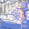 兵庫県姫路市的形町の礒山と向山