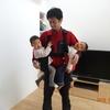【動画アリ】双子育児で揃えるべきものは?コスパ重視の抱っこ紐やらジャングルジムやら