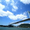 【北九州】ノーフォーク広場を散歩しながら関門海峡を眺める