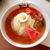 ぴょんぴょん舎 GINZA UNA/辛さが選べる冷麺
