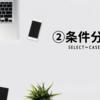 ②条件分岐 Select~Case