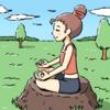 世界よ、これが日本の瞑想アプリだ!
